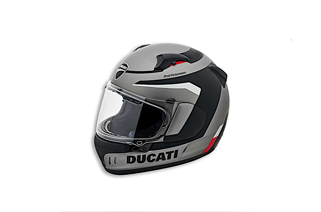 Ducati Full Face Helmet