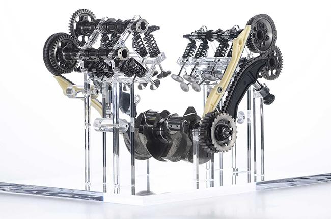 Ducati Multistrada V4 Granturismo Engine