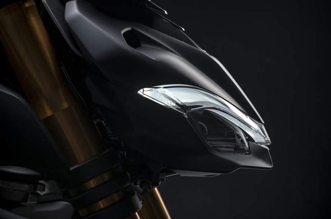 Ducati Streetfigher V4 Dark Stealth