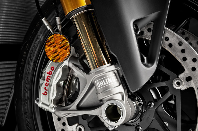 Ducati Streetfighter V4 Front End