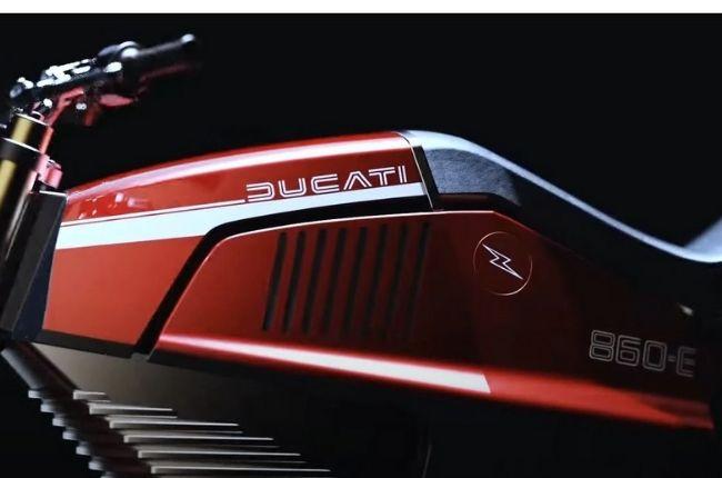 Electric Ducati Side