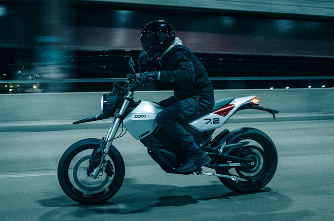 FXE electric motorcycle