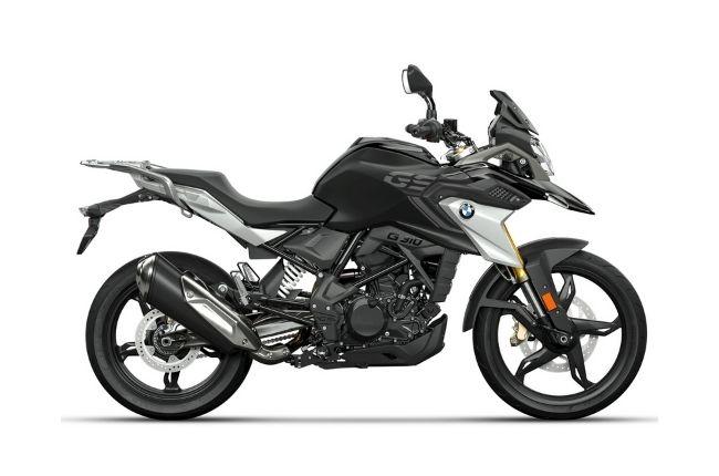 G 310 R 2022 Black