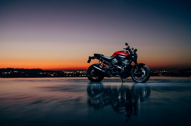 Harley-Davidson Bronx