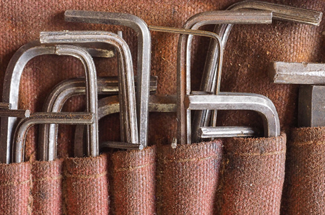 Hex Keys or Allen Wrenches