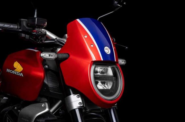 Honda CB100R 5Four Headlight