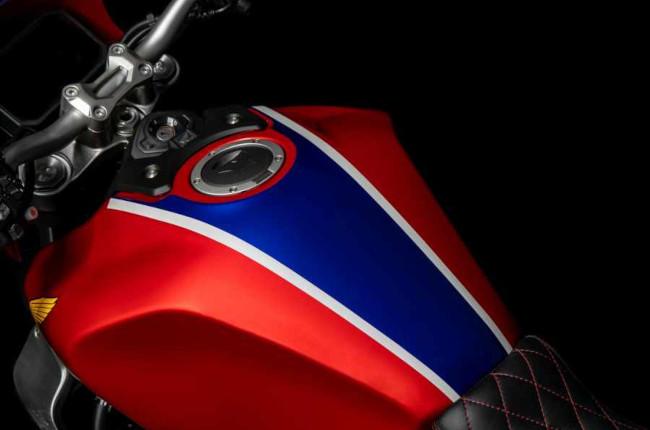 Honda CB100R 5Four tank