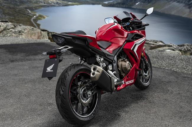Honda CBR400R