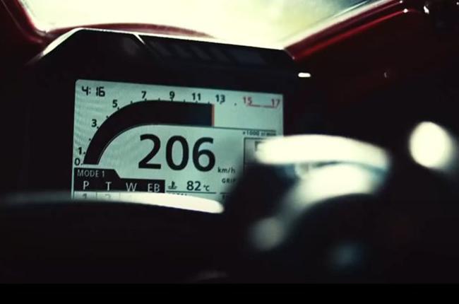 Honda CBR650RR