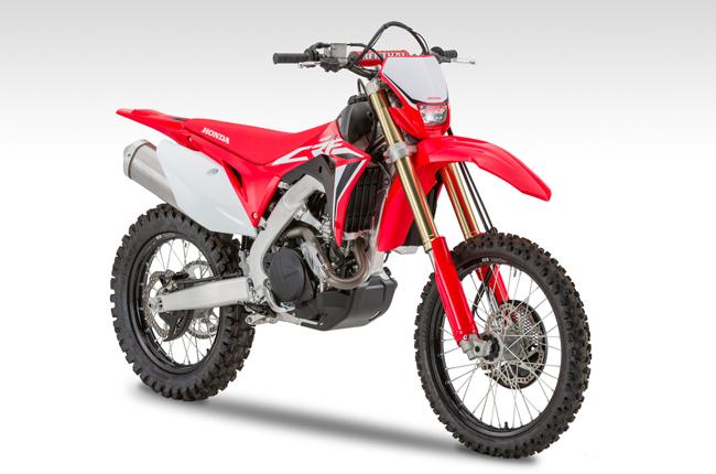 Honda CRF450X  Bike