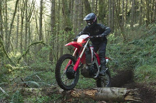 Honda CRF450X Forrest