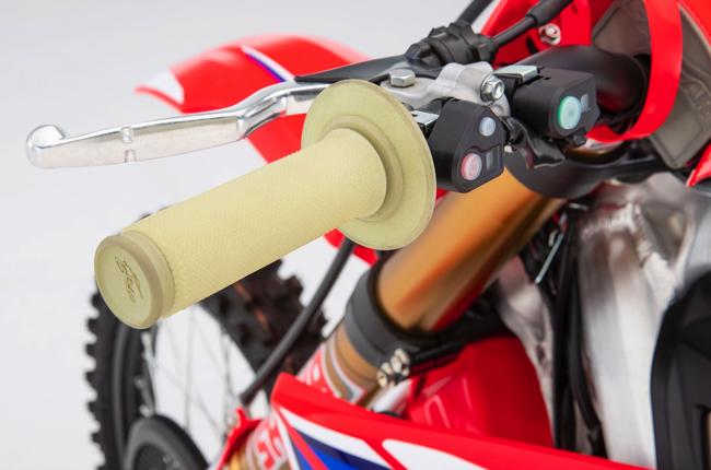 Honda CRF450X Grips
