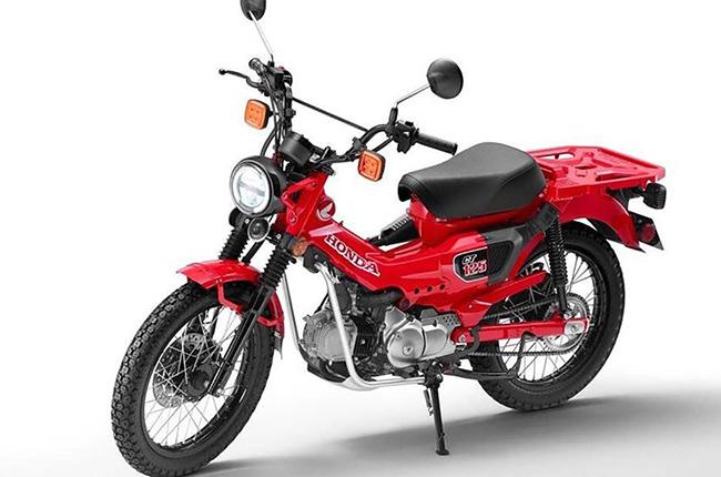 Honda CT125 Hunter Cub