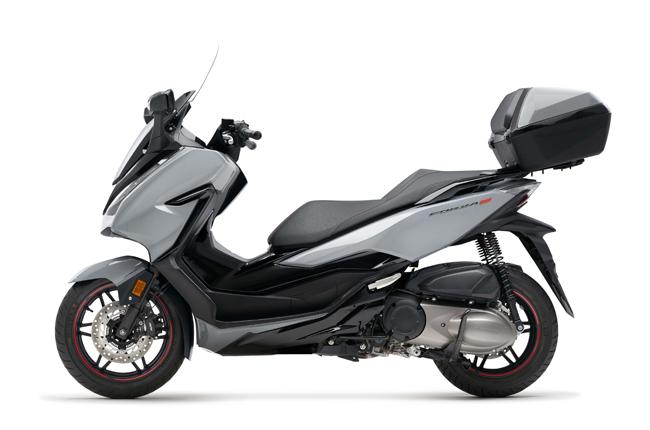 Honda Forza 300 Side