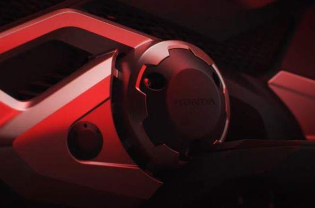Honda Forza Teaser