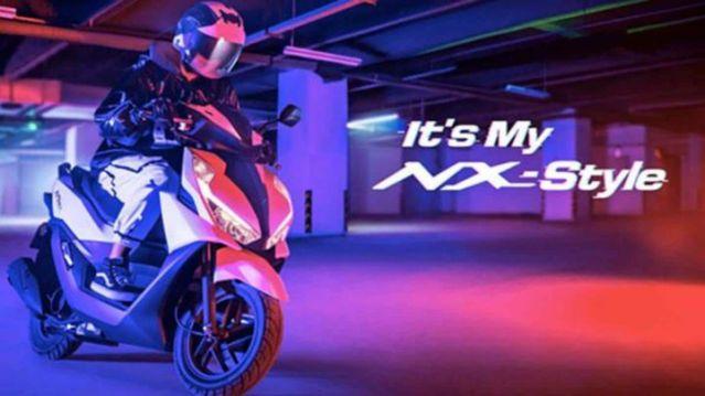 Honda NX125 launch China