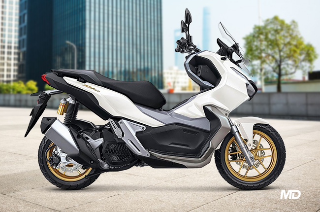 Honda releases sleek new colorway for the ADV 150