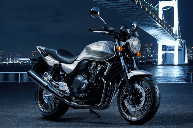 Honda Super Four Limited Edition