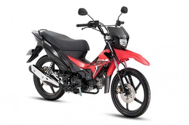 Honda XRM Motard