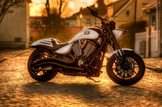 hot weather motorcycle