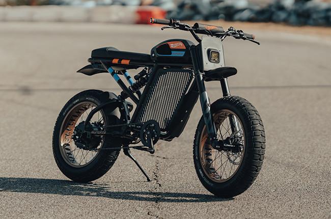 Hot Wheels x SUPER73-RX