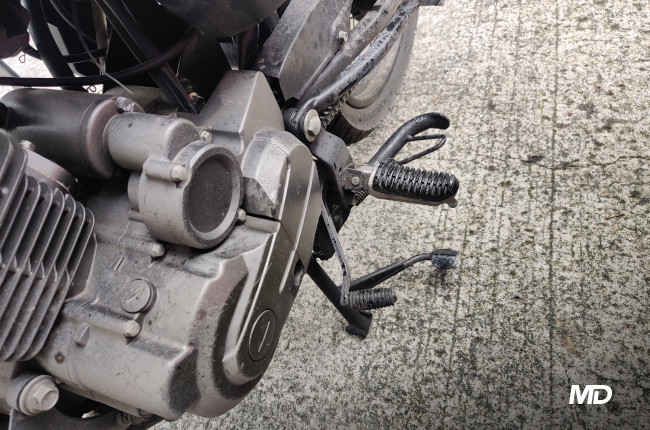 How to buy a second-hand motorcycle Shifter