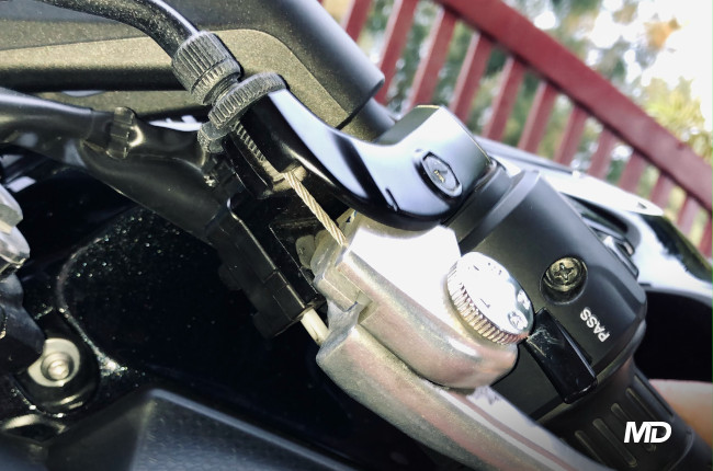How to properly check and adjust your motorcycle's clutch cable