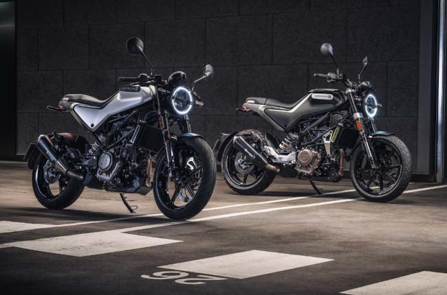 Husqvarna 401 Motorcycles