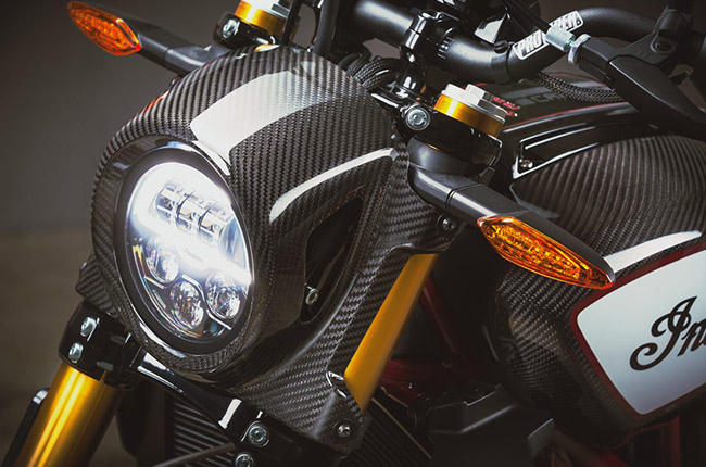 Indian FTR 1200 Headlight