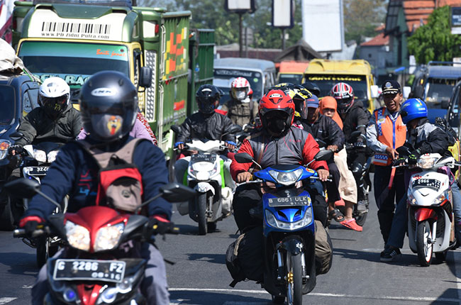 Indonesia's motorcycle market