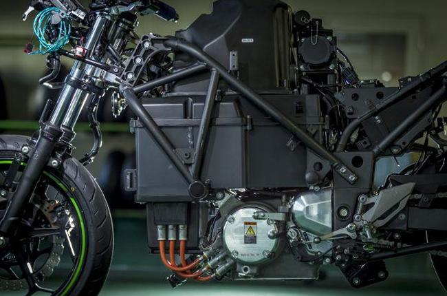 Kawasaki Endeavor battery