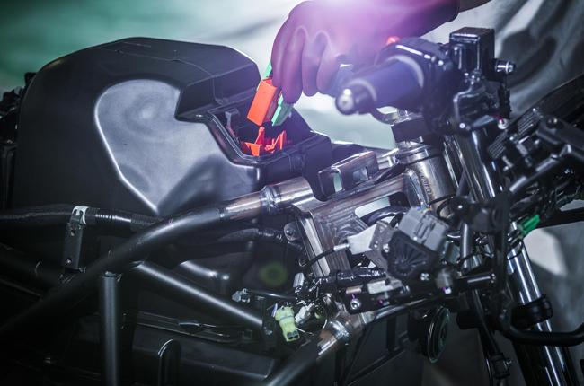 Kawasaki Endeavor Handlebar