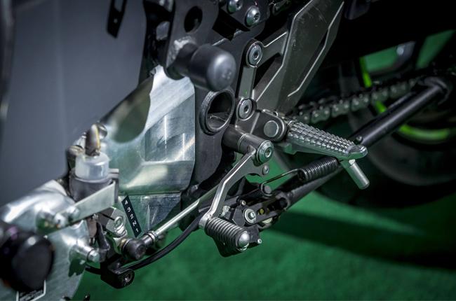 Kawasaki Endeavor Shifter