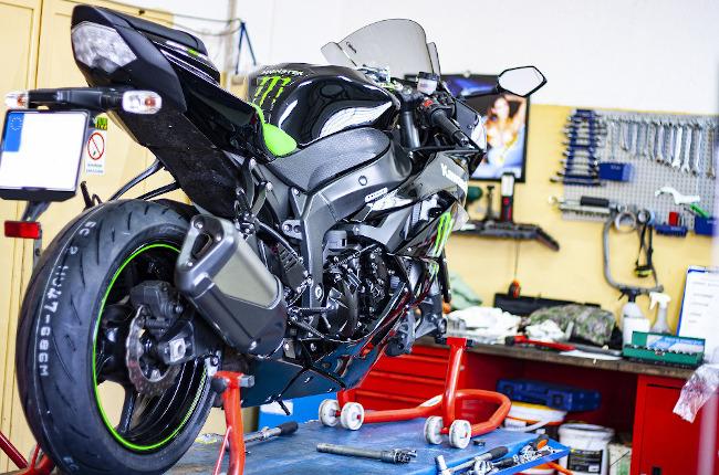 Kawasaki Motorcycle Maintenance
