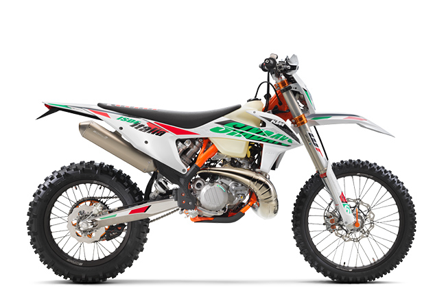 KTM 300 EXC SIXDAYS