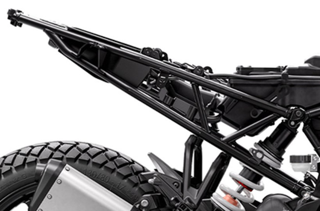 KTM 390 Adventure Tail