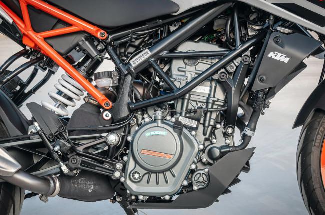 KTM Engine