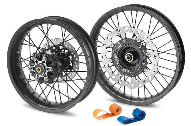 KTM Powerparts Spoked Wheels for KTM 390 Adventure