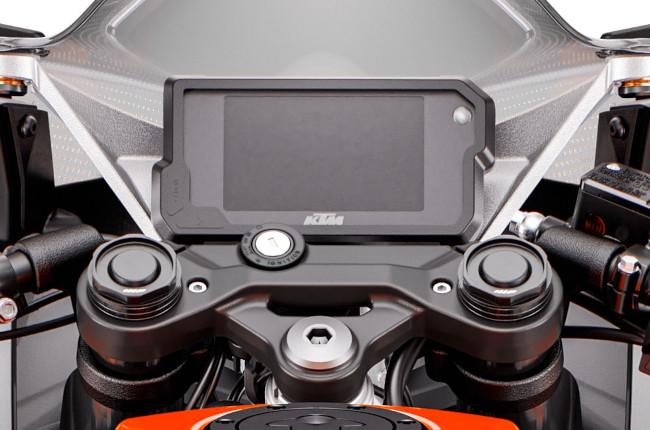 KTM RC200 LCD Display