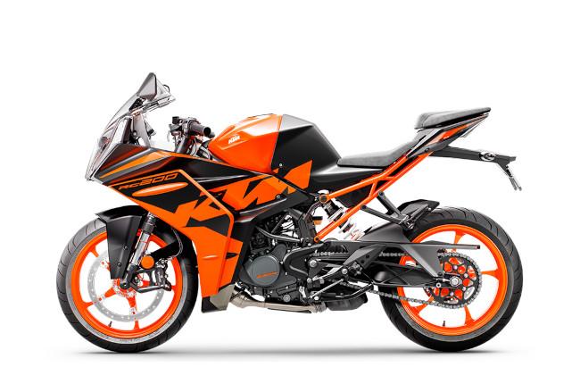 KTM RC200 Philippines