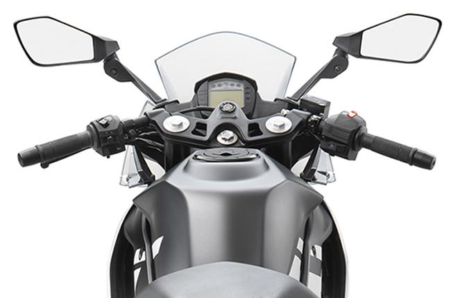 KTM RC390 Clip-on Handlebars