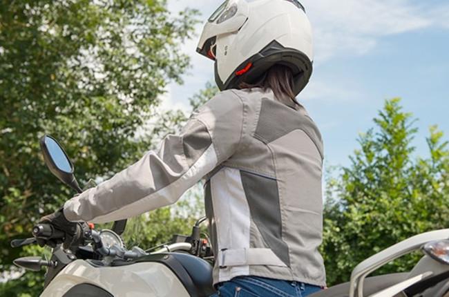 Mesh Jacket Motorcycle Rider