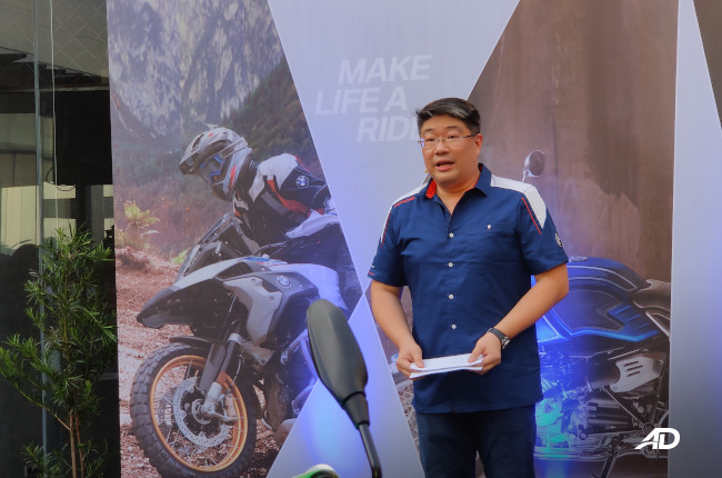 MotorACE BMW Daang Hari Ribbon Cutting