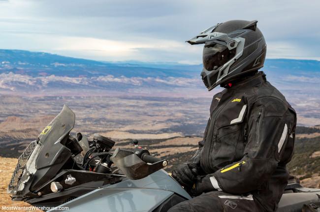 Motorcycle Adventure Helmet