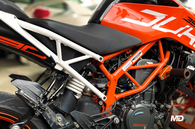 Motorcycle Frame Guide