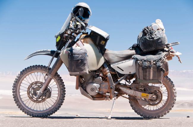 Motorcycle Luggage