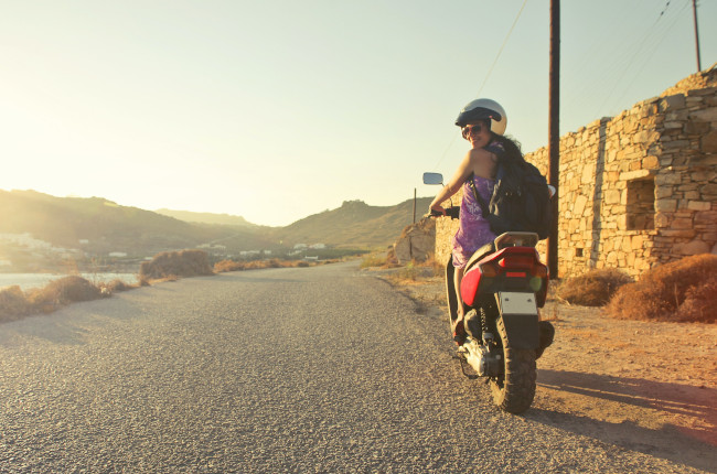 Motorcycle Provincial Ride