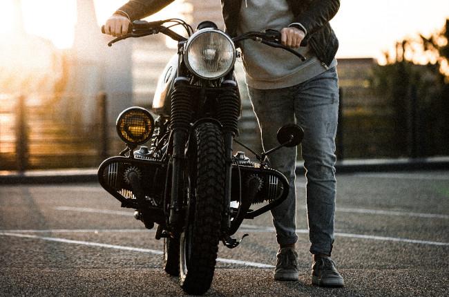 Motorcycle Push Start