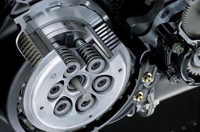 Motorcycle slipper clutch