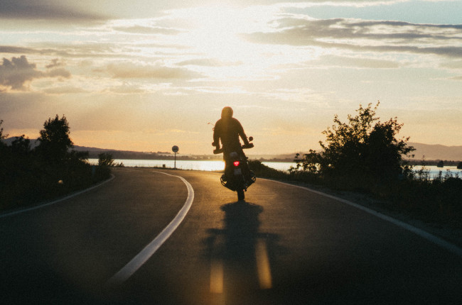 Motorcycle Solo Rider